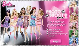 Barbie Makeup & Dress Up Games