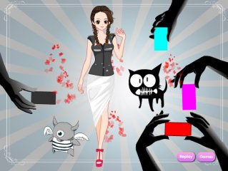 Bling Bling Manicure - Makeover Games for Girls - Dress up Games