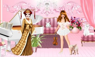 Dressup and Fashion Games - Virtual Worlds for Teens