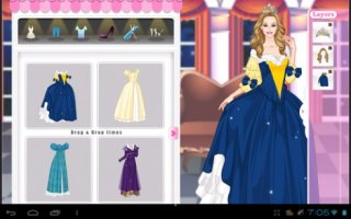 Fashion Games for Android
