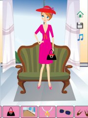Fashion Girls Dress Up 1.0 App for iPad, iPhone - Games - app by