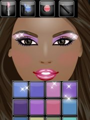 Glitter Makeup Best Girls Game for Android