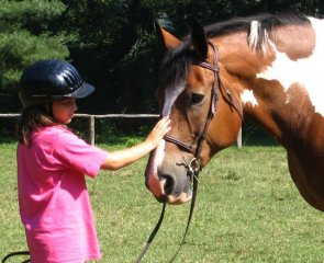 Horse Games for Girls | Rockbrook Summer Camp for Girls