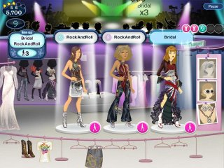 Jojo s Fashion Show | Girl Games – Tons of bratz and winx club
