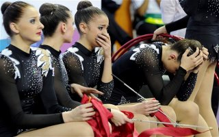 London 2012 Olympics: the teenage gymnasts taking on the