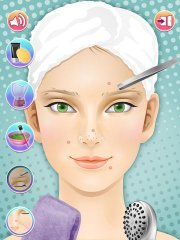 Makeup Salon - Girls Games for iPhone, iPad, and iPod touch on the