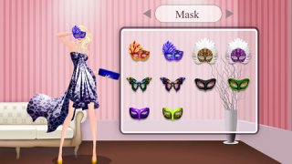 Masquerade - Girls Games 1.0.0 App for iPad, iPhone - Games - app