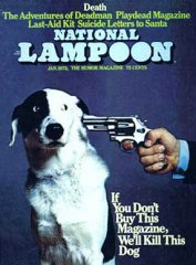 National Lampoon (magazine) - Wikipedia, the free encyclopedia