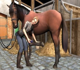 Riding Academy 1 - Horse game for PC - Review - Virtual Horse