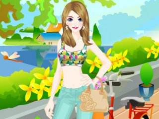 White sand dress up - Games For Girls - Play Girl Games on