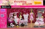 Girls games of Barbie