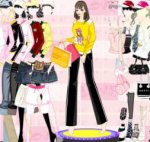 Girls Fashion Dress up games