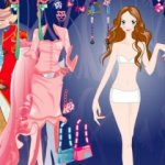 Barbie girls games Dress up