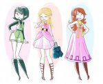 Fashion time games for girls