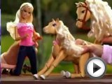 2008 Barbie s Walking Horse Tawny & …
