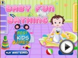 Baby Fun Bathing Game for little kids Gameplay