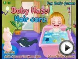 Baby Hazel Hair Care - baby game for little kids