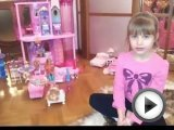 Barbie Gameplay with Dream house by …