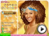 Beyonce Makeover Online Game Review