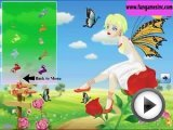 Butterfly a games for girls