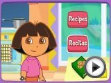 Dora Cooking Games-Dora The Explorer