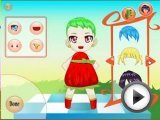 Dress Up Cute Baby Doll Game for little …