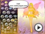 Fairy dress up games for girls