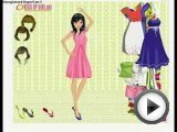 Full of Color - Dress Up games for Girls
