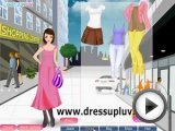 girly dress up games