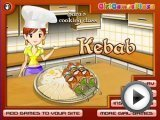 Kebab Games cooking games girl games