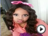 Little girls Dress up and Makeup like Doll …