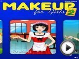 Makeup For Girls 2 Iphone/iPad App