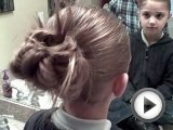 Messy Bun #2 | Cute Girls Hairstyles