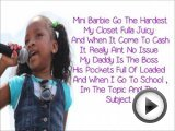 Mini Barbie - Killing It LYRICS
