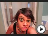 Powerpuff girls makeup and hair tutorial …