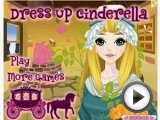 Princess Cinderella - Girl Games