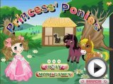 Princess Ponies - Girl Games