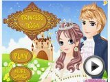 Princess Tessa - Girl games