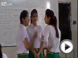 School girl fight
