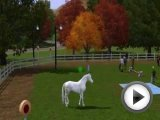 Sims 3 Pets Horse Gameplay
