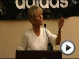 "Sue Enquist - ""Mental Game"" (part 5 of 5)‪"