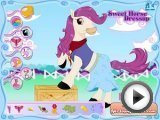 Sweet Horse Games - Bratz Dress Up - …