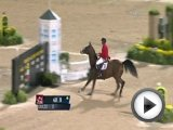Team horse jumping crashes - from …